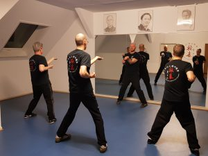 Ving Tsun Kung Fu Gütersloh Training 1. Form: Siu Lim Tao